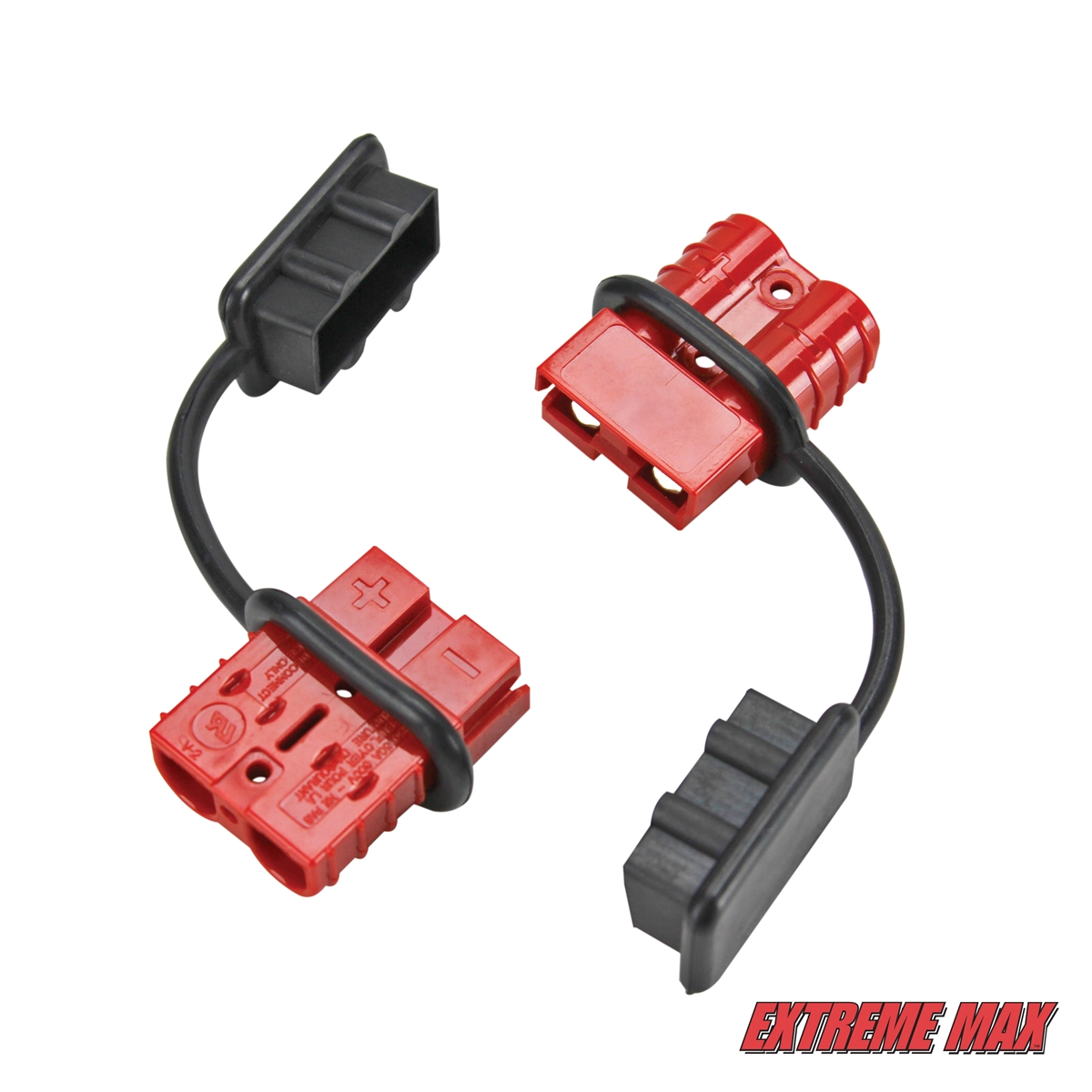 Extreme Max 5600 3102 Battery Quick Connect Plug For Atv