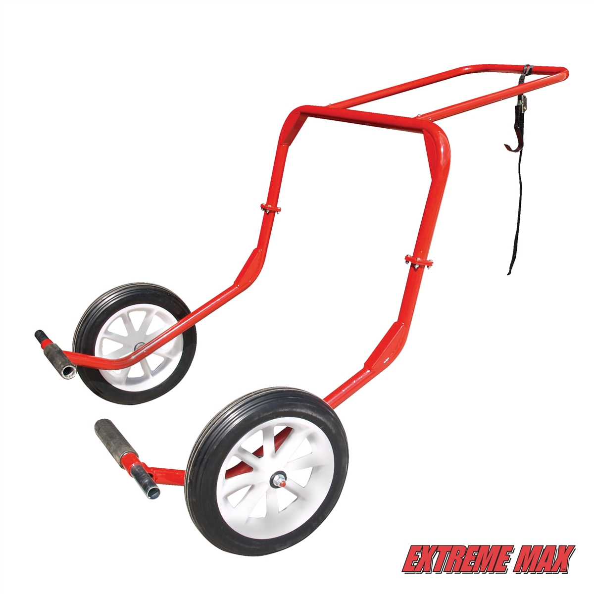 Extreme Max 5800 1049 Monster Dolly M2 Red