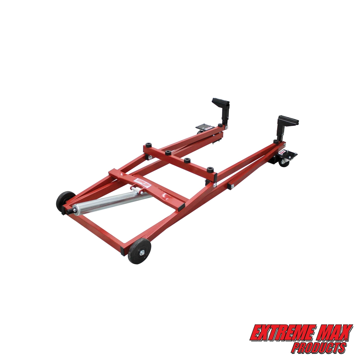Extreme Max 5800 1066 Pro Snowmobile Lift With Wheel Kit