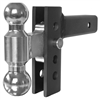 "Andersen Hitches 3290 4"" EZ Adjust Hitch with 2"" x 2-5/16"" Combo Ball"