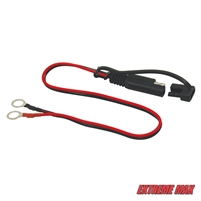 Extreme Max 1229.4003 Battery Buddy Universal Ring Terminal Harness