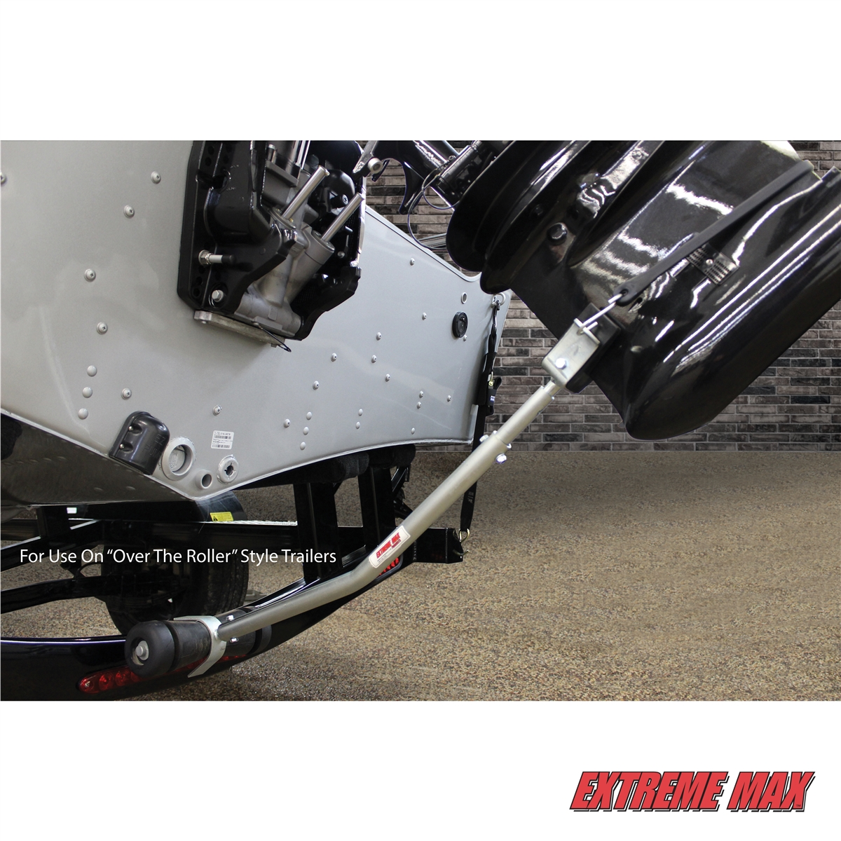Extreme max transom saver for Best outboard motor warranty