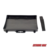 Extreme Max 3003.2803 Battery Tray Holder With Velcro Strap - Group 24