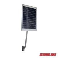 Extreme Max 3004.0184 Solar Battery Charging System - 24V