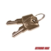 Extreme Max 3004.3220 Replacement Key for Boat Lift Boss with Tan Cover