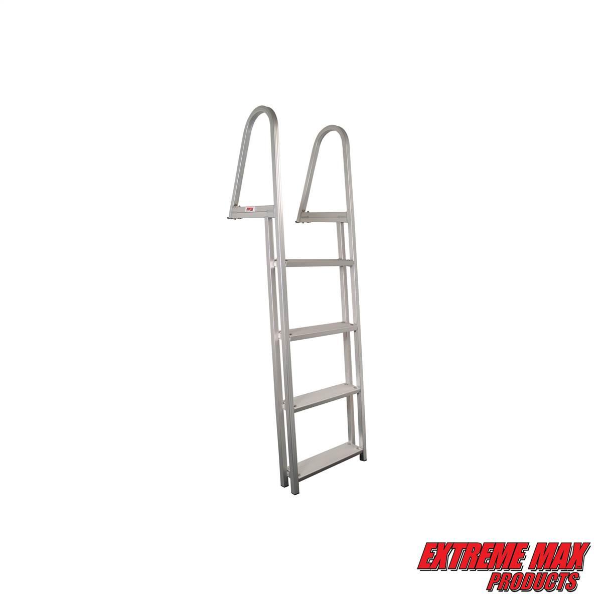 Extreme Max Boarding Ladder Ladder Dock Ladder Pontoon