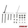 "Extreme Max 3005.3386 Replacement ""J"" Hooks for Aluminum Pontoon/Dock Ladder"