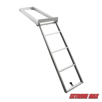 Extreme Max 3005.3434 Undermount Pontoon Ladder