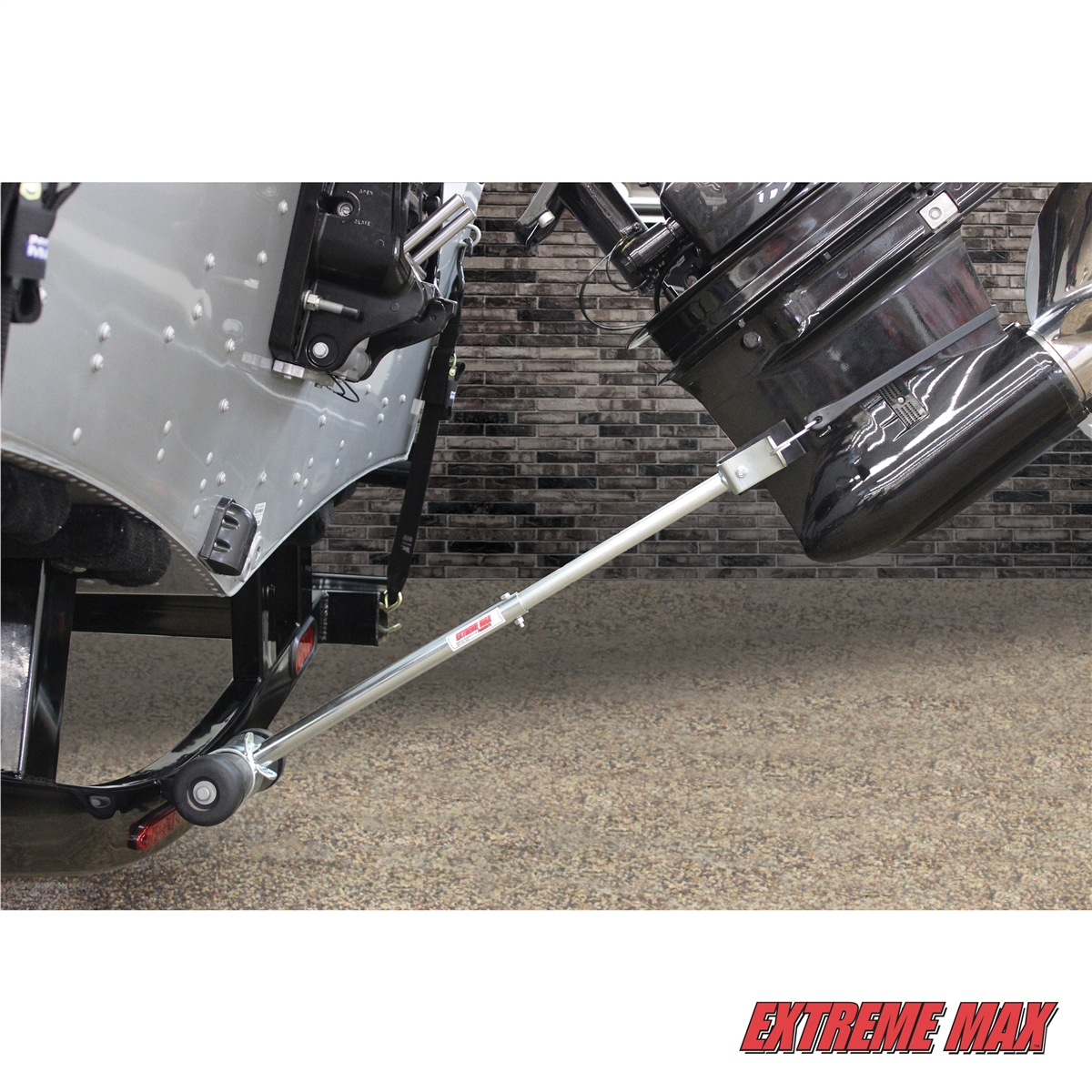 Extreme max straight transom saver 21 to 31 for Best outboard motor warranty