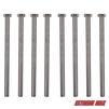 "Extreme Max 3005.4053 8"" Bolt Kit for Guide-Ons on Trailer Frames up to 6-1/4"" High"