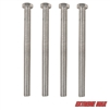 "Extreme Max 3005.4062 7"" Bolt Kit for Guide-Ons on Trailer Frames up to 5-1/2"" High"