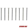 "Extreme Max 3005.4065 6"" Bolt Kit for Guide-Ons on Trailer Frames up to 5"" High"