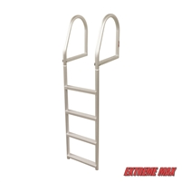 Extreme Max 3005.4171 Fixed Dock Ladder - 4-Step