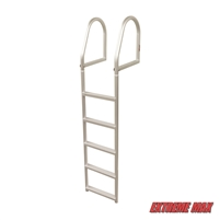 Extreme Max 3005.4174 Fixed Dock Ladder - 5-Step