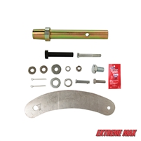 Extreme Max 3005.7222 Boat Lift Boss Installation Kit - Shore Station with Narrow Winch