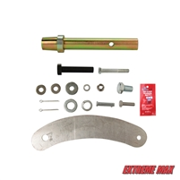 Extreme Max 3005.7225 Boat Lift Boss Installation Kit - Shore Station with Wide Winch