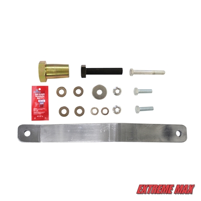 Extreme Max 3005.7269 Boat Lift Boss Install Kit for Dutton-Lainson Chain Drive Winches (CD4000 and CD4500)