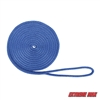 "Extreme Max 3006.2021 BoatTector Solid Braid MFP Dock Line - 1/2"" x 20', Royal Blue"