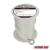 "Extreme Max 3006.2294 BoatTector Premium Twisted Nylon Anchor Line with Thimble -  3/8"" x 150'"