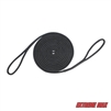 "Extreme Max 3006.2409 BoatTector 3/4"" x 35' Premium Double Looped Nylon Dock Line for Mooring Buoys - Black"