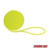 "Extreme Max 3006.2433 BoatTector Double Braid Nylon Dock Line - 3/8"" x 15', Neon Yellow"
