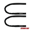 "Extreme Max 3006.2549 BoatTector Nylon-Covered Bungee Dock Line with Looped Ends - 33"", Value 2-Pack"