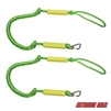 Extreme Max 3006.2574 BoatTector PWC Bungee Dock Line - 4' (Value 2-Pack)