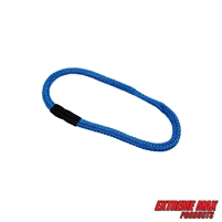 Extreme Max 3006.3159 BoatTector Bungee Dock Line Extension Loop - 1', Blue (Value 4-Pack)