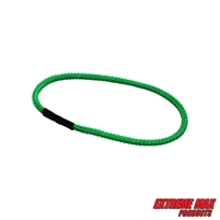 Extreme Max 3006.3178 BoatTector Bungee Dock Line Extension Loop - 1', Green (Value 4-Pack)