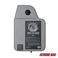 Extreme Max 3006.4512 Boat Lift Boss Direct Drive System - 120V w/ Wireless Remote
