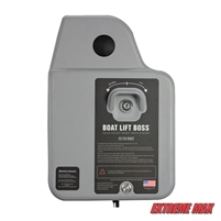 Extreme Max 3006.4524 Boat Lift Boss Direct Drive System - 12/24V with Wireless Remote