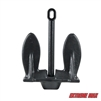 Extreme Max 3006.6530 BoatTector Vinyl-Coated Navy Anchor - 28 lbs.