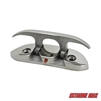 Extreme Max 3006.6631 Folding Stainless Steel Cleat - 4-1/2""