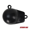 Extreme Max 3006.6732 Coated Ball-with-Fin Downrigger Weight - 10 lb.