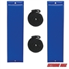 "Extreme Max 3006.7264 BoatTector 26"" Flat Fender Value Pack - Blue"