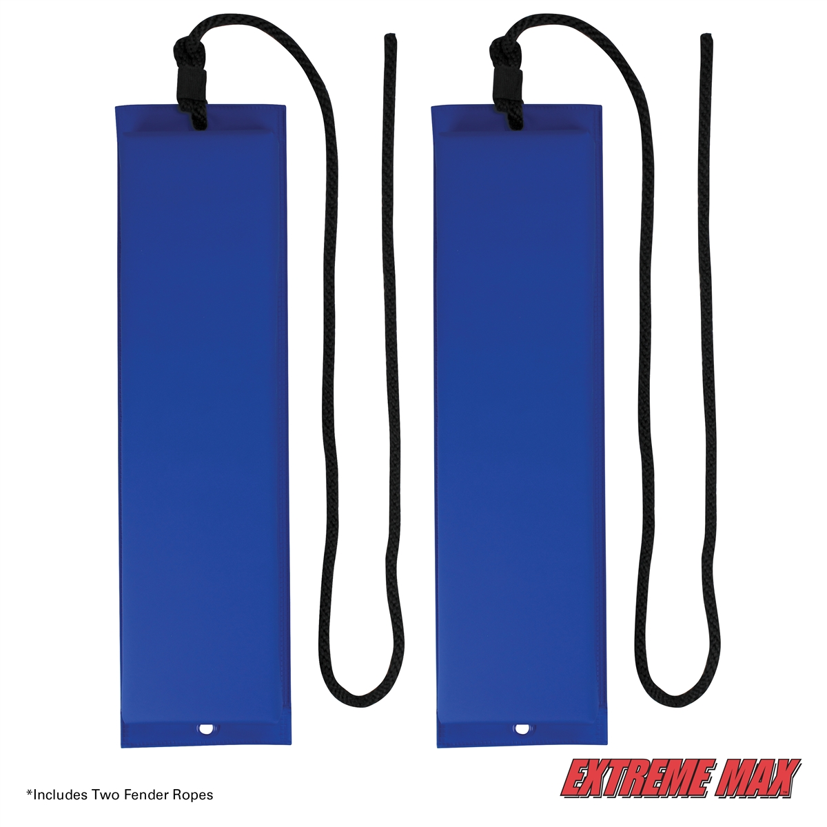 "Blue Extreme Max BoatTector 26/"" Flat Fender Value Pack"