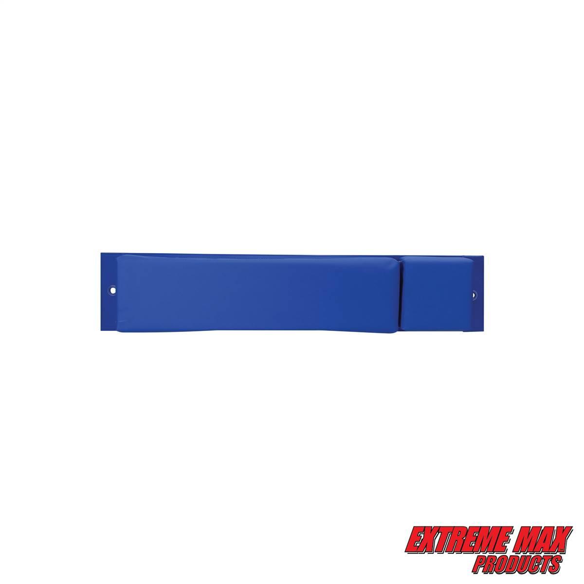 """Blue Extreme Max BoatTector 26/"""" Flat Fender /& Fender Line"""