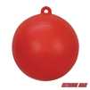 "Extreme Max 3006.7318 BoatTector Premium 8.5"" PVC Slalom / Marker Buoy - Red"