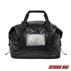 Extreme Max 3006.7336 Dry Tech Waterproof Roll-Top Duffel Bag, Large 70 Liter - Black