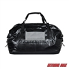 Extreme Max 3006.7339 Dry Tech Water-Resistant Roll-Top Duffel Bag - 110 Liter, Black