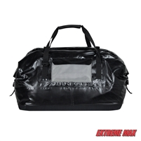 Extreme Max 3006.7339 Dry Tech Waterproof Roll-Top Duffel Bag, Extra Large 110 Liter - Black