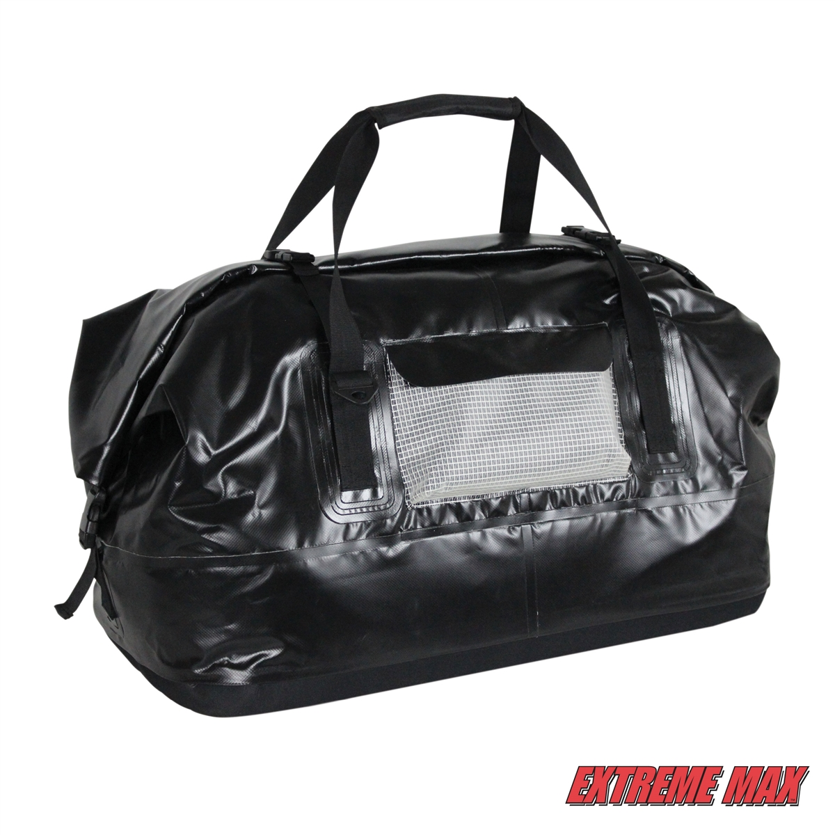Extreme Max 3006 7339 Dry Tech Waterproof Roll Top Duffel
