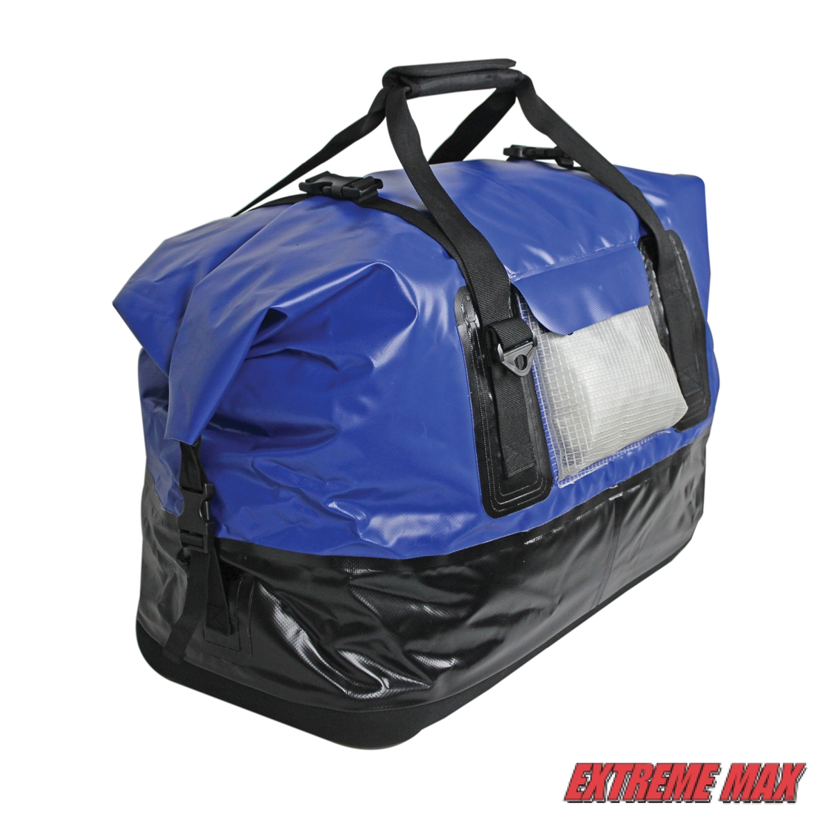 159320711881 Extreme Max 3006.7342 Dry Tech Waterproof Roll-Top Duffel Bag