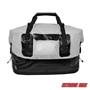 Extreme Max 3006.7348 Dry Tech Waterproof Roll-Top Duffel Bag, Large 70 Liter - Clear