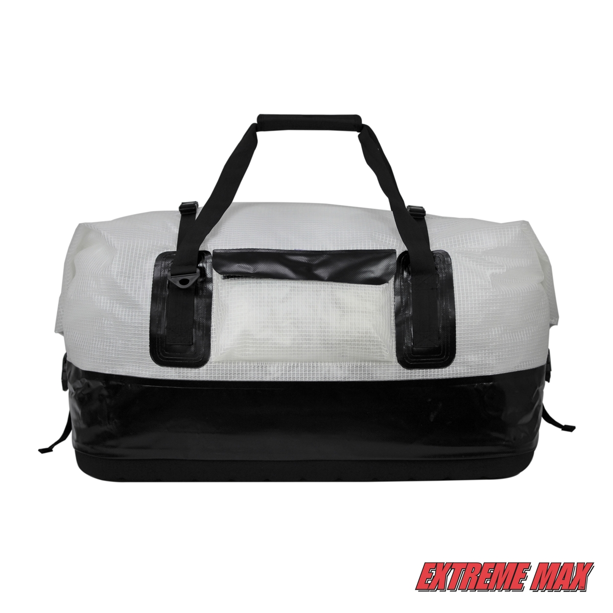 1600f7ef60ed Extreme Max 3006.7351 Dry Tech Waterproof Roll-Top Duffel Bag ...