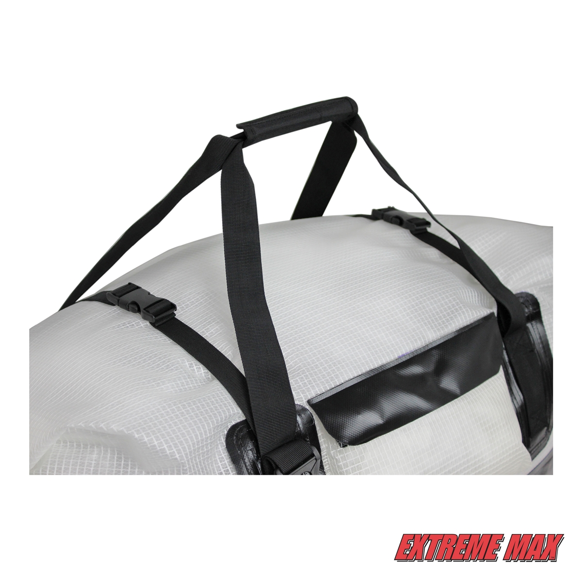0c924a76f987 Extreme Max 3006.7351 Dry Tech Waterproof Roll-Top Duffel Bag