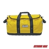 Extreme Max 3006.7357 Dry Tech Water-Repellent Zippered Duffel Bag, Medium 54.3 Liter - Yellow
