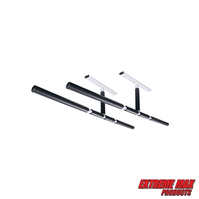 Extreme Max 3006.8417 Aluminum SUP/Surfboard Ceiling Rack