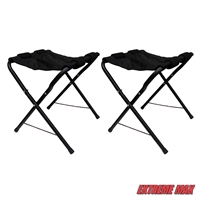 Extreme Max 3006.8456 Portable Folding Kayak Stand - Pair