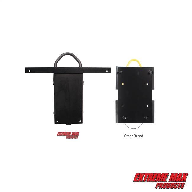 Extreme Max 5001 5010 Motorcycle Wheel Chock